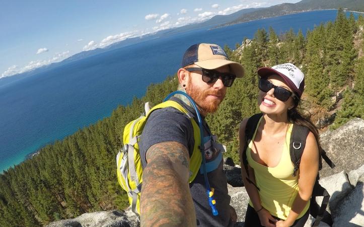 Flume Trail (Lake Tahoe, CA)